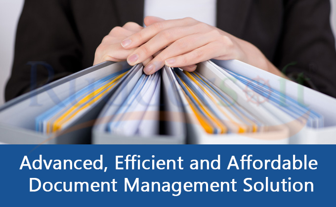 Document Management Solution: 6 Reasons To Use Right Document Management Solution