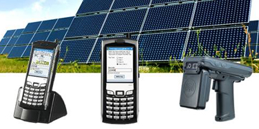RFID Based Solar PV Module Management Software